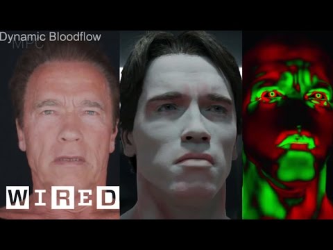 Terminator Genisys: Creating a Fully Digital Schwarzenegger