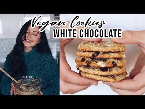 Delicious AF Vegan Cookies + Get To Know Me