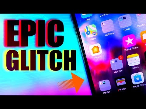 PLACE APPS ANYWHERE ON THE HOME SCREEN USING THIS AWESOME GLITCH! COOL WAY TO CUSTOMIZE YOUR IPHONE