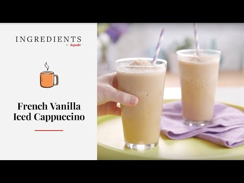 French Vanilla Iced Cappuccino   International Delight