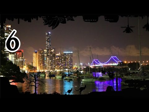 #6 Colour Me Brisbane - Work & Travel Australia
