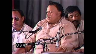 Ankh Uthi Mohabbat Ne Angrai Li - Ustad Nusrat Fateh Ali Khan - OSA Official HD Video