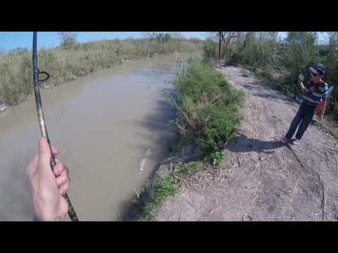 South Tx Arroyo Colorado Gar Fishing