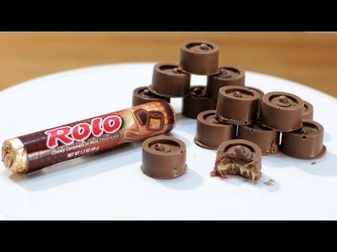 How to make Rolos - Easy Homemade Rolos Recipe