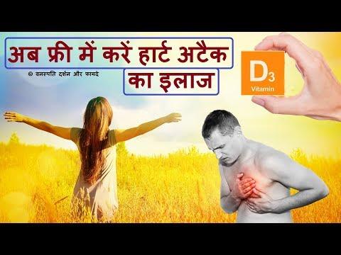 अब फ्री में करें हार्ट अटैक का इलाज Heart Attack Treatment in Free ... How ???