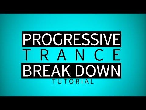 How to make a Progressive Trance Breakdown | Quick & Simple Techniques