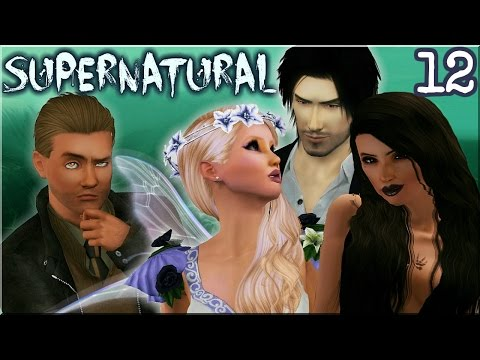 Let's Play: The Sims 3 Supernatural | Part 12 — Vampire/Fairy Baby?
