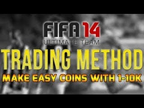 Fifa 14 ultimate team trading tip