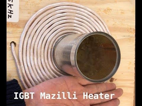 IGBT Mazilli Heater