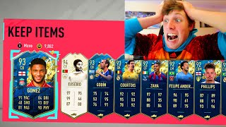 TOTS & PRIME ICON!! THE GREATEST TEAM OF THE SEASON PACK OPENING - FIFA 20