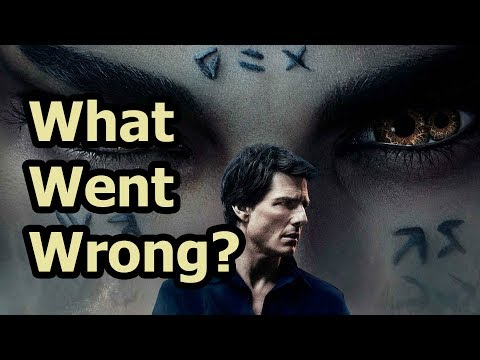 watch A Postmortem of The Mummy (2017) – What Went Wrong?