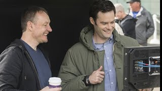 Bill Hader Dreamt of Being a Director in Hollywood