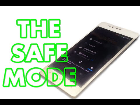 How to remove virus and fix errors on Android   The safe mode