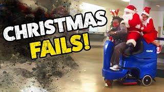 Christmas Fails! | The Best Fails | Hilarious Fail Videos 2019