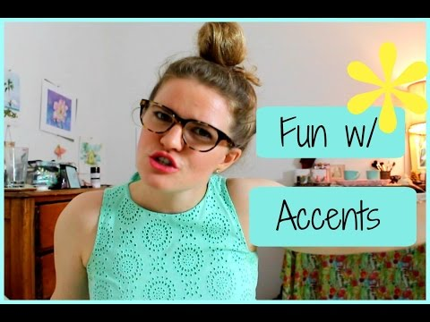New Zealand Accent | Fun with Accents!