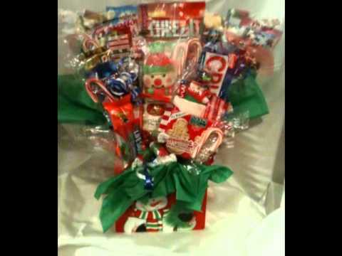 Wrap'd n More Christmas Bouquets