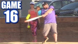 HOMERING OFF THE BOUNCE! | On-Season Softball League | Game 16