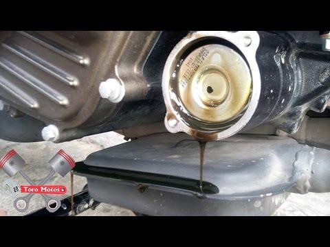 Pulsar 200 NS Cambio De Aceite Y Filtro   ToroMotos