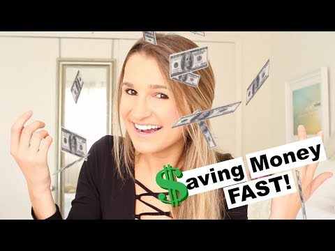 How I Saved $28,000 in 10 Months! (Saving Money FAST!!/ Minimalist)