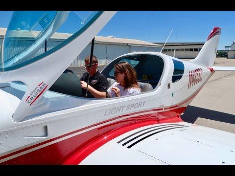 I Flew An Airplane!
