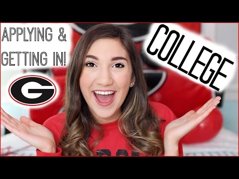WHERE AM I GOING TO COLLEGE?! | College Application Tips