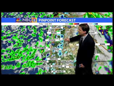 Weather 03-20-2018 (PM Edition)