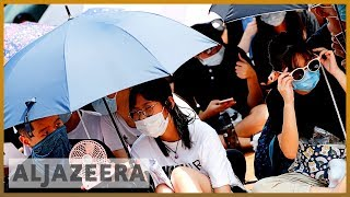 Hong Kong protests: Youth try to define city's future