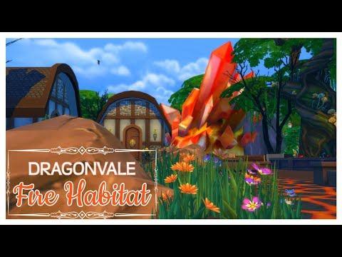Dragonvale Fire Habitat Build Showcase + New Series?