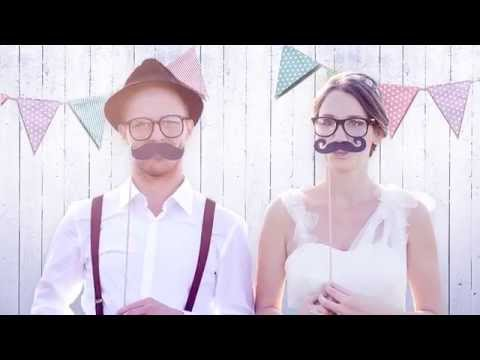 DIY: How to add a Photo Booth to your wedding party for just $99!
