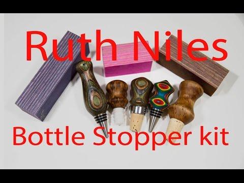 Ruth Niles Bottle Stopper Kit