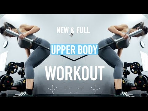 UNIQUE UPPER BODY EXERCISES | Not Your Typical Upper Body Workout