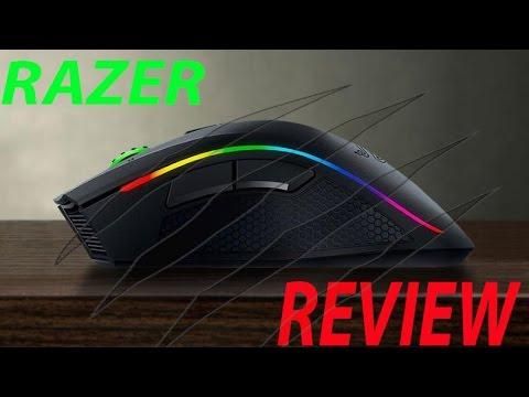 Razer deathadder elite, chroma Review