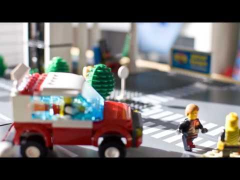 Lego Land Rover Escape