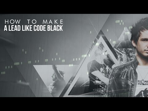 HBSP | How to make a hardstyle lead (like Code Black)