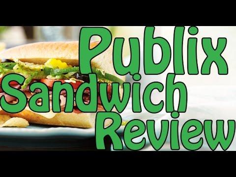 Publix Sandwich Review