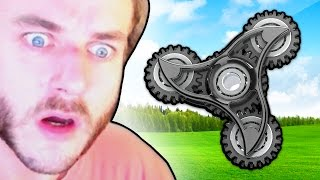 What is a FIDGET SPINNER?