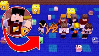 Minecraft: EDUKOF vs TODOS - SURVIVAL POINTS Ep.4 ‹ AMENIC ›