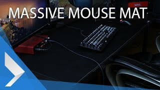 Glorious 3XL Extended Gaming Mouse Mat - Short Review