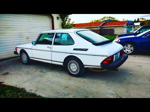 1980 Saab 900 Turbo Pure Exhaust Notes!!!