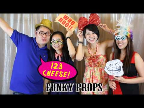 Creative Photo Booth Rental for Corporate Events & Dinners