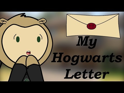 How I Got My Hogwarts Letter