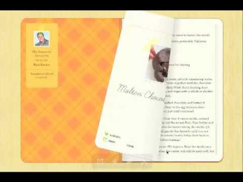 Foodfolio and Custom Recipe Books
