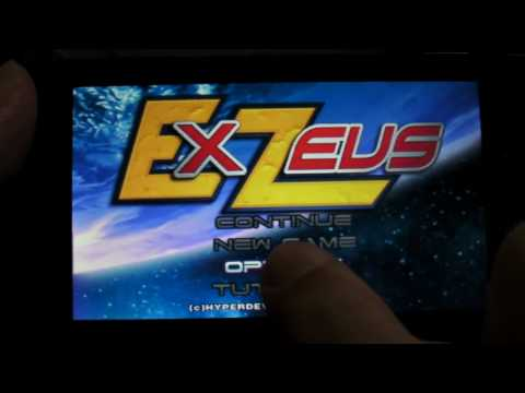 ExZeus arcade for Android