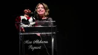 Yodeling ventriloquist and Miss America first runner-up emcees 2017 Miss Alabama Pageant