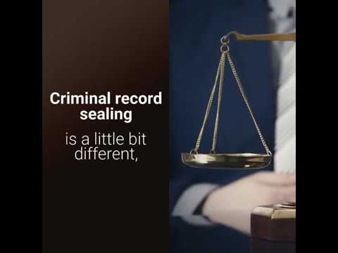 Do Expunged Records Show Up on a Background Check?
