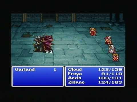 Final Fantasy I 1 Origins Chapter 1