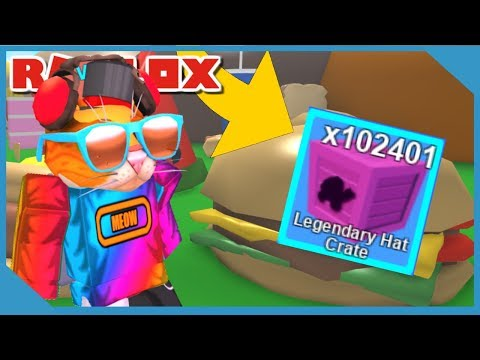 OVER 100,000 LEGENDARY CRATES IN ROBLOX MINING SIMULATOR (8 MILLION ROBUX)