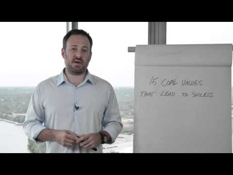 Video 7 of 7: The Secret To Long-Term Success In Your Business...