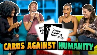 CARDS AGAINST HUMANITY! (Punishments)