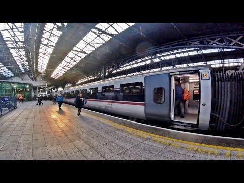 Ireland's Cross-Border Express: Enterprise, FIRST PLUS: Dublin to Belfast